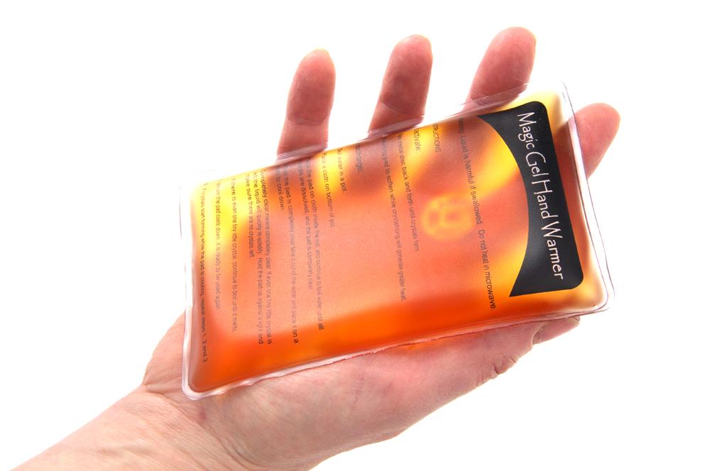 Bug Zapper Bulbs >> Magic Gel Reusable Hand Warmer Heat Pack